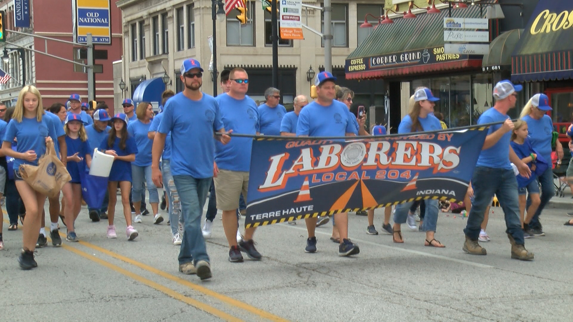Terre Haute Christmas Parade 2020 Terre Haute's 39th Labor Day Parade canceled for 2020