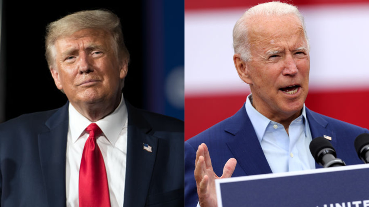 Polling Shows Biden With Biggest Lead Yet Over Trump Mywabashvalley Com