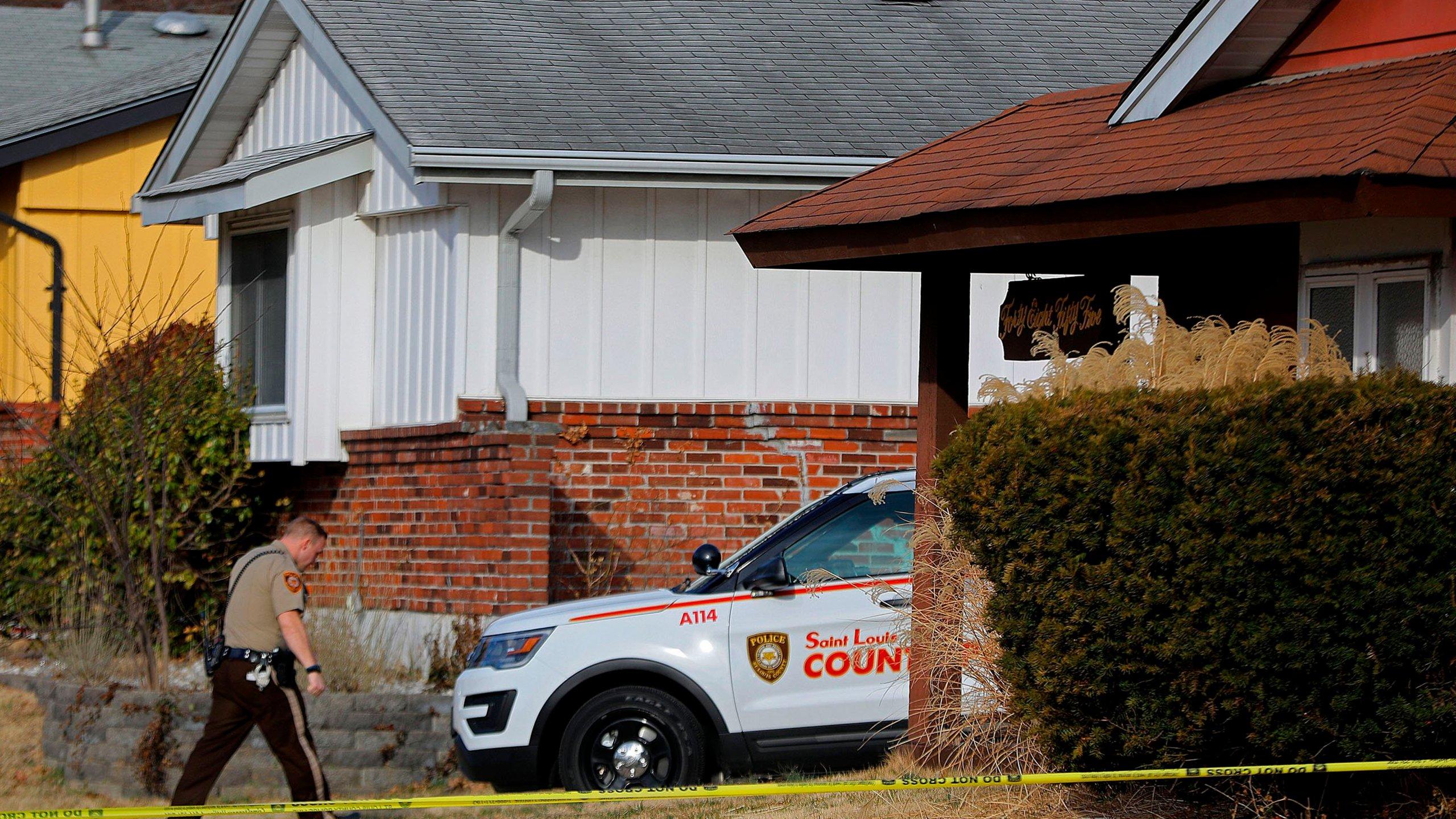 St. Louis-area mom, 2 children killed; baby taken, but ...